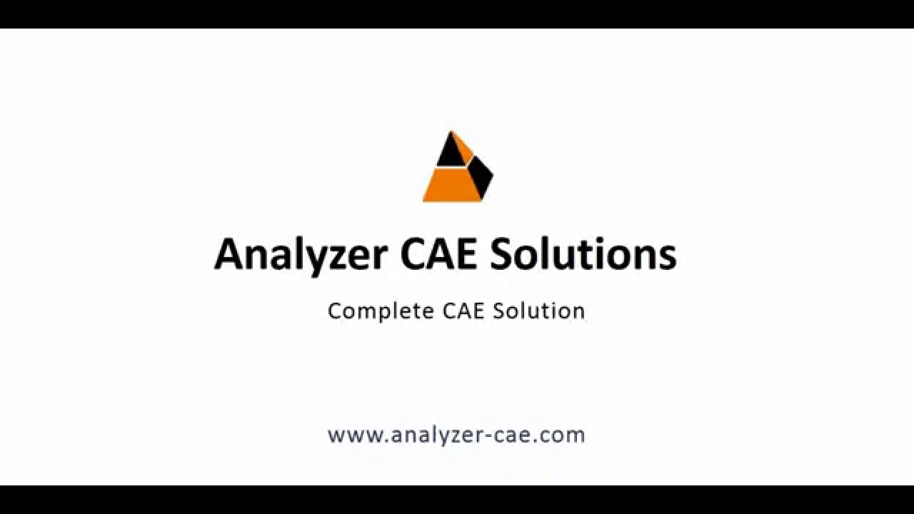 Analyzer CAE Solutions Pvt Ltd